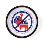 Ban GOP Sex Wall Clock