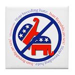 Ban Republican Sex Tile Coaster