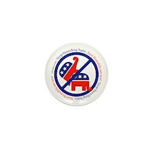 Ban Republican Sex Mini Button