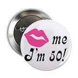 50th birthday Single