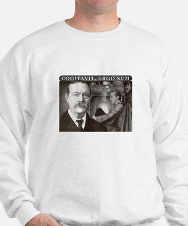 Doyle thought therefore Holmes Is! Sweatshirt