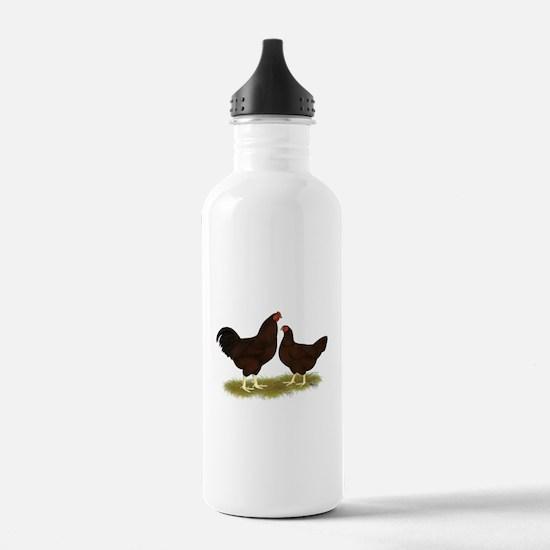 Buckeye Chickens Water Bottle