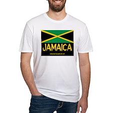 Rasta Gear Shop Jamaican Flag Shirt