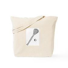 LaCrosse Girlfriend Tote Bag