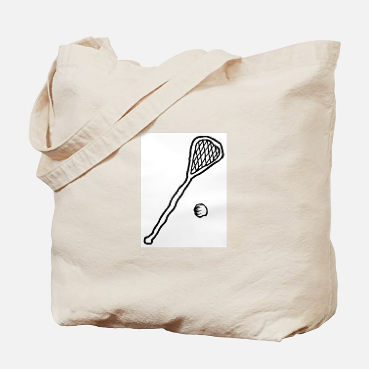 LaCrosse Girlfriend Tote Bag