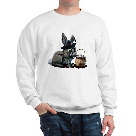 Zombie Bunny Sweatshirt