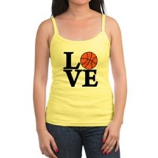 Basketball LOVE Jr.Spaghetti Strap