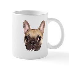 Fawn Black Mask French Bulldog Mug