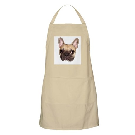 Fawn Black Mask French Bulldog Apron