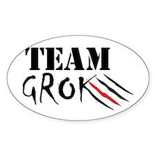 Team Grok Decal