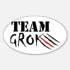 Team Grok Decal