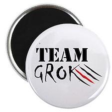 Team Grok Magnet