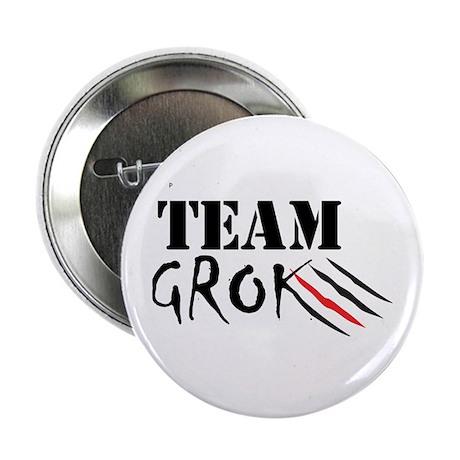 """Team Grok 2.25"""" Button"""