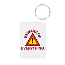 CAREFUL Keychains