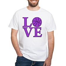Basketball LOVE Shirt