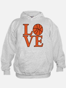 Basketball LOVE Hoodie