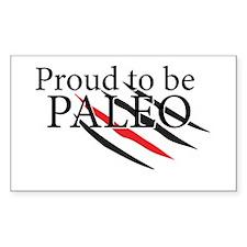 Paleo Proud Decal