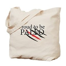 Paleo Proud Tote Bag