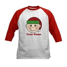 Personalized Christmas Elf Tee