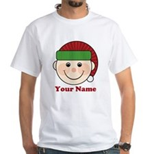 Personalized Christmas Elf Shirt