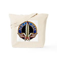 """Space Cadet"" Tote Bag"