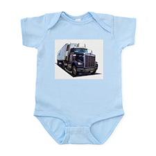 Truckin! Infant Bodysuit
