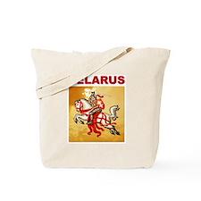 Belarus Pahonia Tote Bag