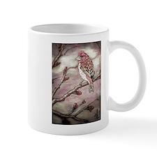 """PURPLE FINCH"" Mug"