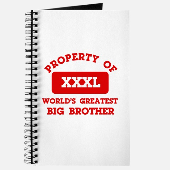Property of Big Brother Journal