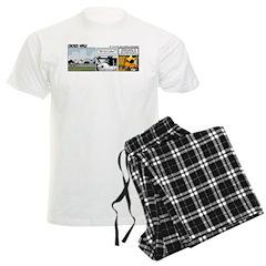 0363 - Landing time Pajamas