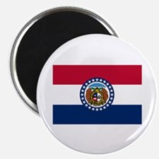 "Missouri State Flag 2.25"" Magnet (10 pack)"