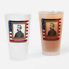 Joshua Chamberlain Drinking Glass