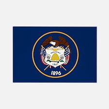 Utah State Flag Rectangle Magnet