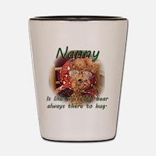 Nanny Shot Glass