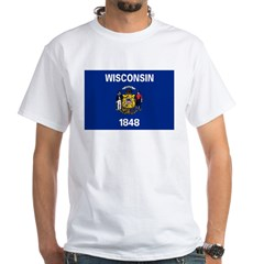 Wisconsin State Flag Shirt