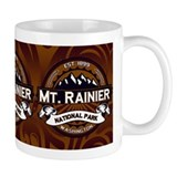 Mount rainier national park Coffee Mugs