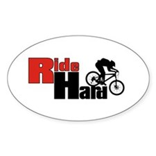 Ride Hard Decal