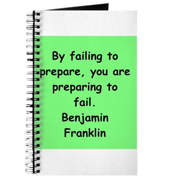 The Office Ben Franklin Quotes: Ben Franklin Quotes Journal By Reagangiftcenter