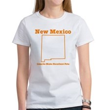 New Mexico: Lizards Make Excellent Pets Tee