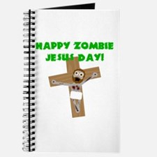 Happy Zombie Jesus Day Journal