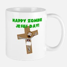Happy Zombie Jesus Day Mug