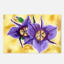 Mariposa Lilies Postcards (Package of 8)