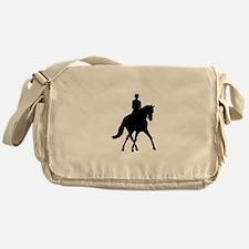 Half-pass Silhouette Messenger Bag