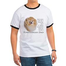 Pomeranian Dad T
