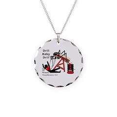 121 OilDrill Necklace