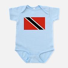 Rasta Gear Shop Trinidad Tobago Fla Infant Creeper