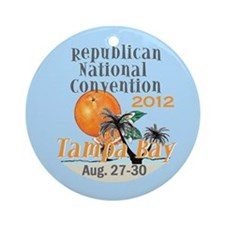 Republican Convention Ornament (Round)