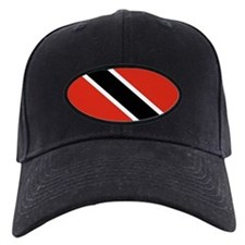 Rasta Gear Shop Trinidad Tobago Flag Baseball Hat