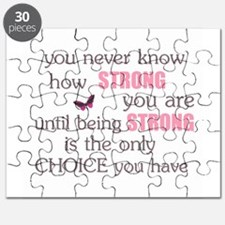 Never Know How Strong Puzzle