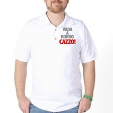 Get On Board, D@#%! T-Shirt